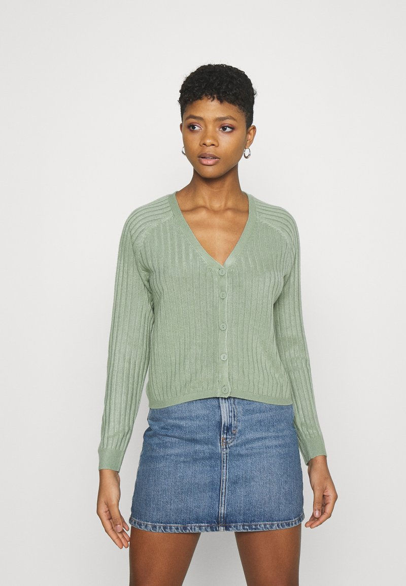ONLY - ONLAMALIA - Cardigan - hedge green