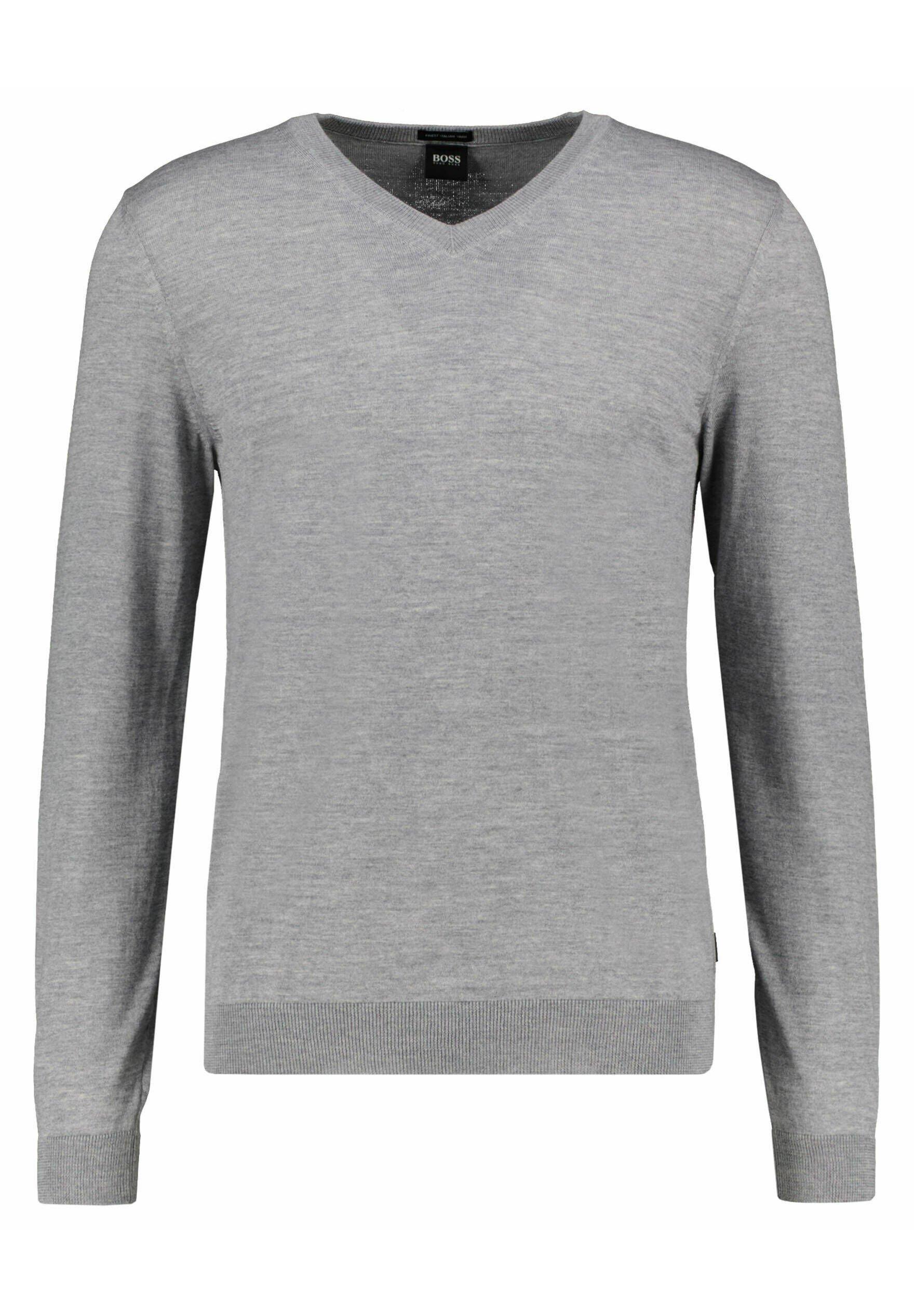 Homme MELBA - Pullover - silber