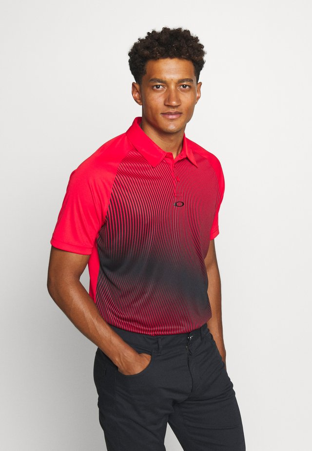 DYNAMIC - Poloshirt - high risk red