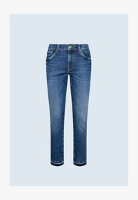 Pepe Jeans - VICTORIA - Slim fit jeans - blue denim - 5