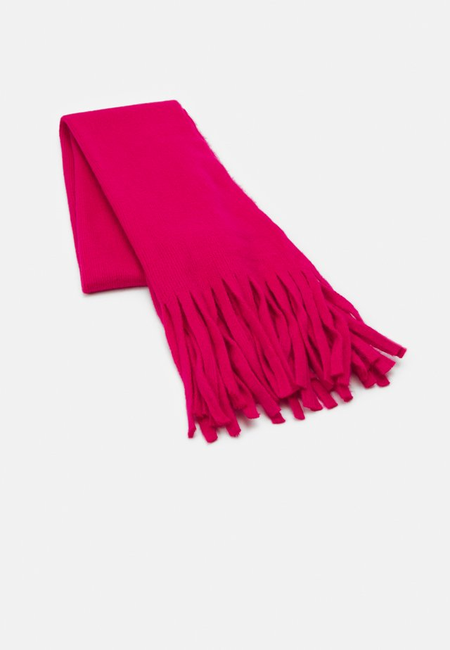 SOFT SCARF - Sjaal - hot pink