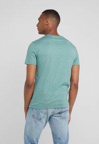 Polo Ralph Lauren - PIMA - T-shirt basic - pine heather - 2