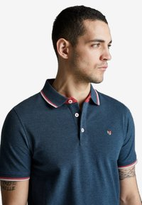 Jack & Jones PREMIUM - Polo shirt - true navy - 3