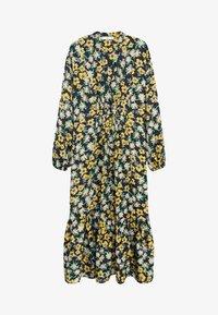 Mango - CRIS - Maxi dress - schwarz - 5