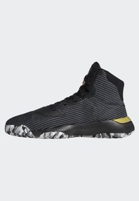 adidas Performance - PRO BOUNCE 2019 SHOES - Basketball shoes - black - 7