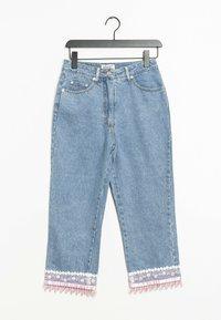 Apart - Straight leg jeans - blue - 0