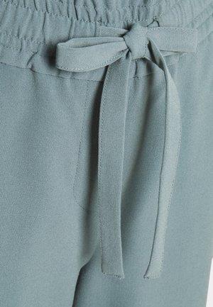 DANTA CASUAL PANTS - Trousers - goblin green