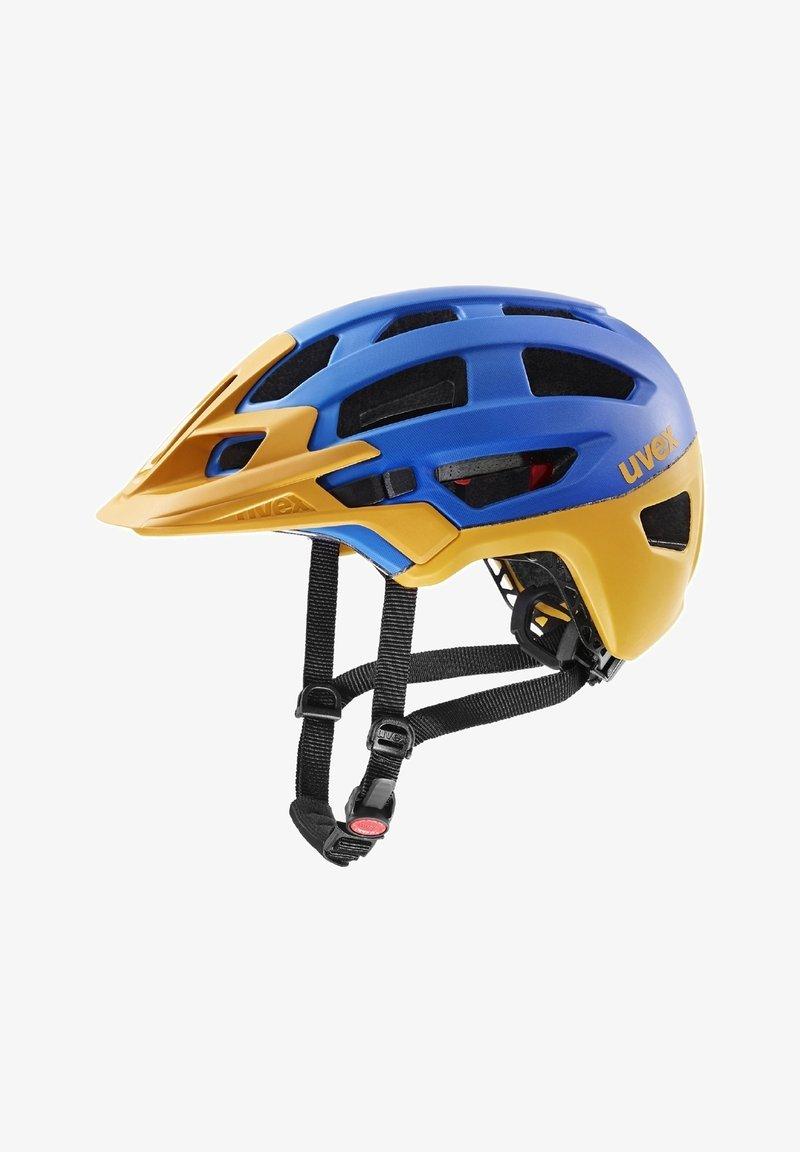 Uvex - Helmet - blue energy mat