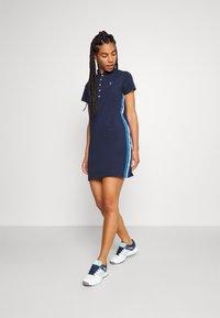 Polo Ralph Lauren Golf - SHORT SLEEVE CASUAL DRESS - Sports dress - french navy - 1