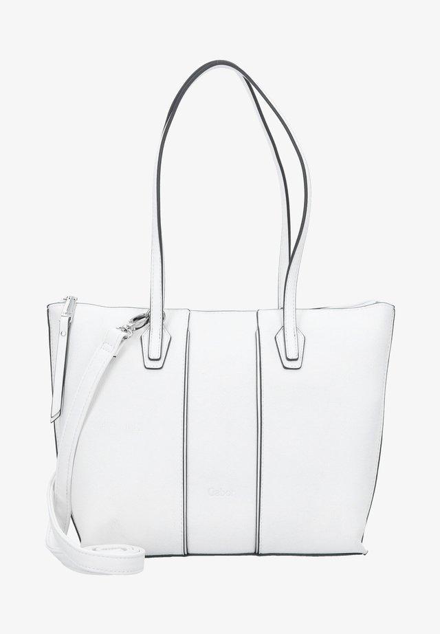 ANNI - Handbag - white