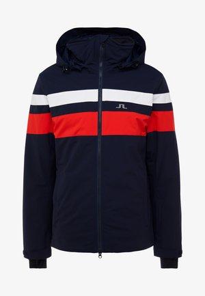 FRANKLIN  - Snowboard jacket - navy