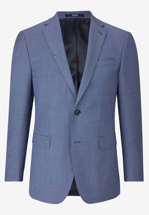 FINCH - Blazer jacket - medium blau