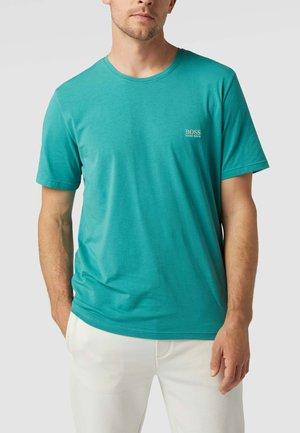REGULAR FIT - Basic T-shirt - petrol