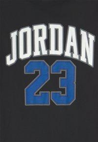 Jordan - PRACTICE FLIGHT - Triko spotiskem - black - 2