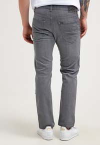 Lee - DAREN  - Jeans straight leg - storm grey - 2