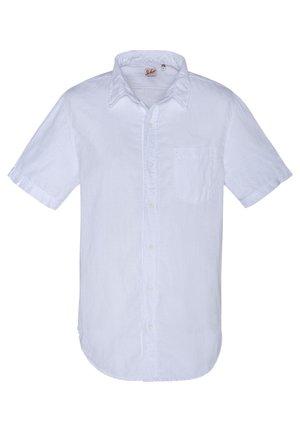 CHEMISETTE CASUAL - Shirt - blanc