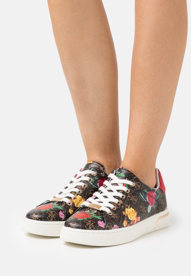 Guess - ROLLIN - Sneakers basse - multicolor