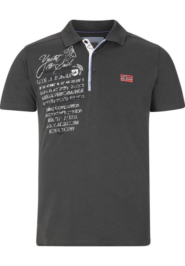 JANO - Polo shirt - oliv