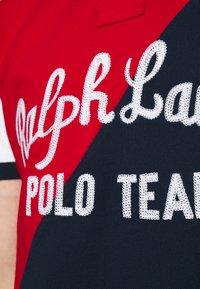 Polo Ralph Lauren - BASIC - Koszulka polo - red/multi - 5