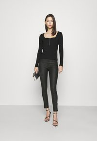 ONLY - ONLKENDELL ETERNAL - Jeans Skinny Fit - black - 1