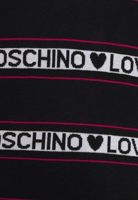Love Moschino - Jumper dress - black - 5