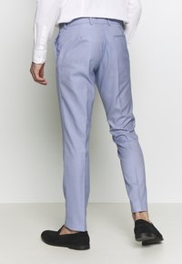 Isaac Dewhirst - BIRDSEYE SUIT - Completo - blue - 5