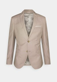 Isaac Dewhirst - THE FASHION SUIT SET - Completo - beige - 18