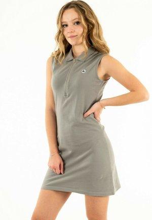 GRE - Jersey dress - gris