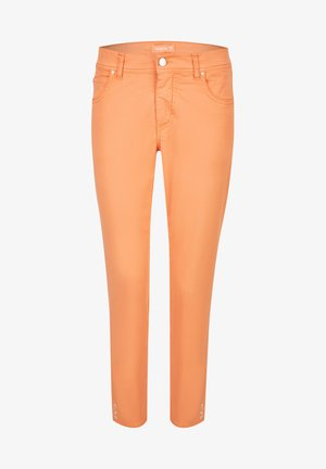 ORNELLA DECOR - Slim fit jeans - orange