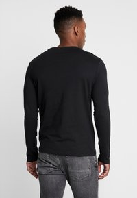 Pier One - 2 PACK - Longsleeve - black - 3