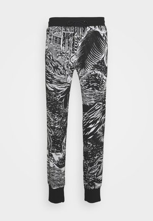 GENTS JOGGER - Tracksuit bottoms - black