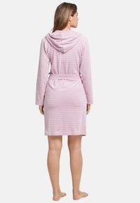 Schiesser - Dressing gown - rosa - 1