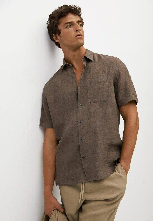 ANTS - Skjorte - brun