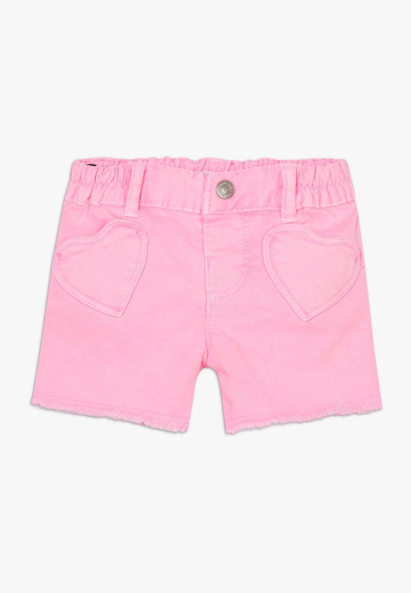 Benetton - Denim shorts - pink