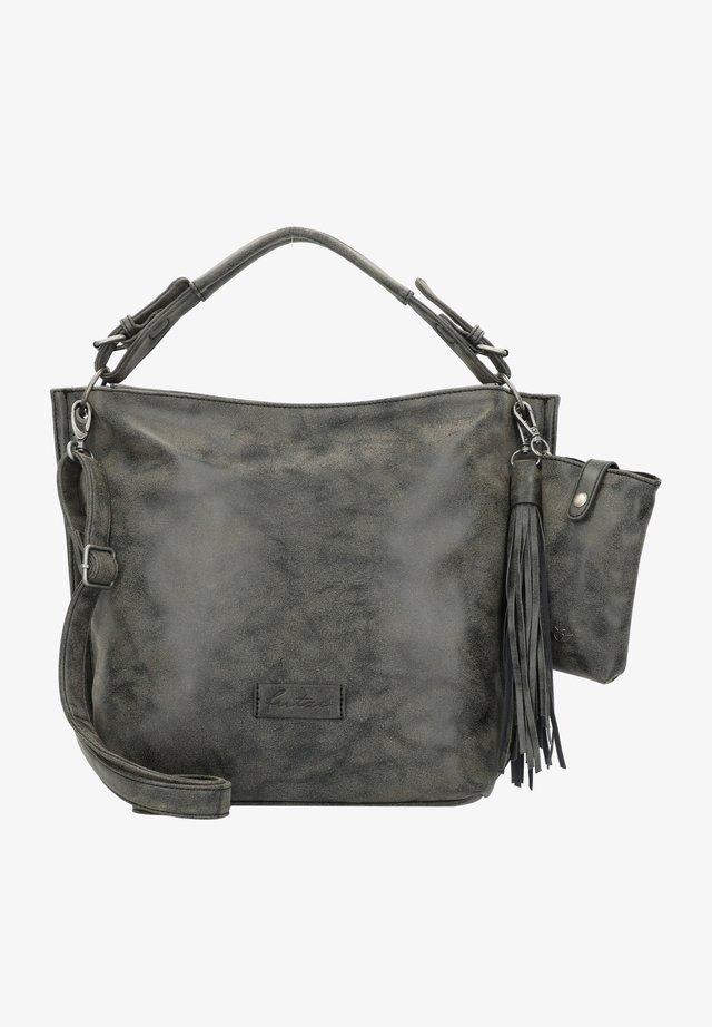 Handbag - black idol