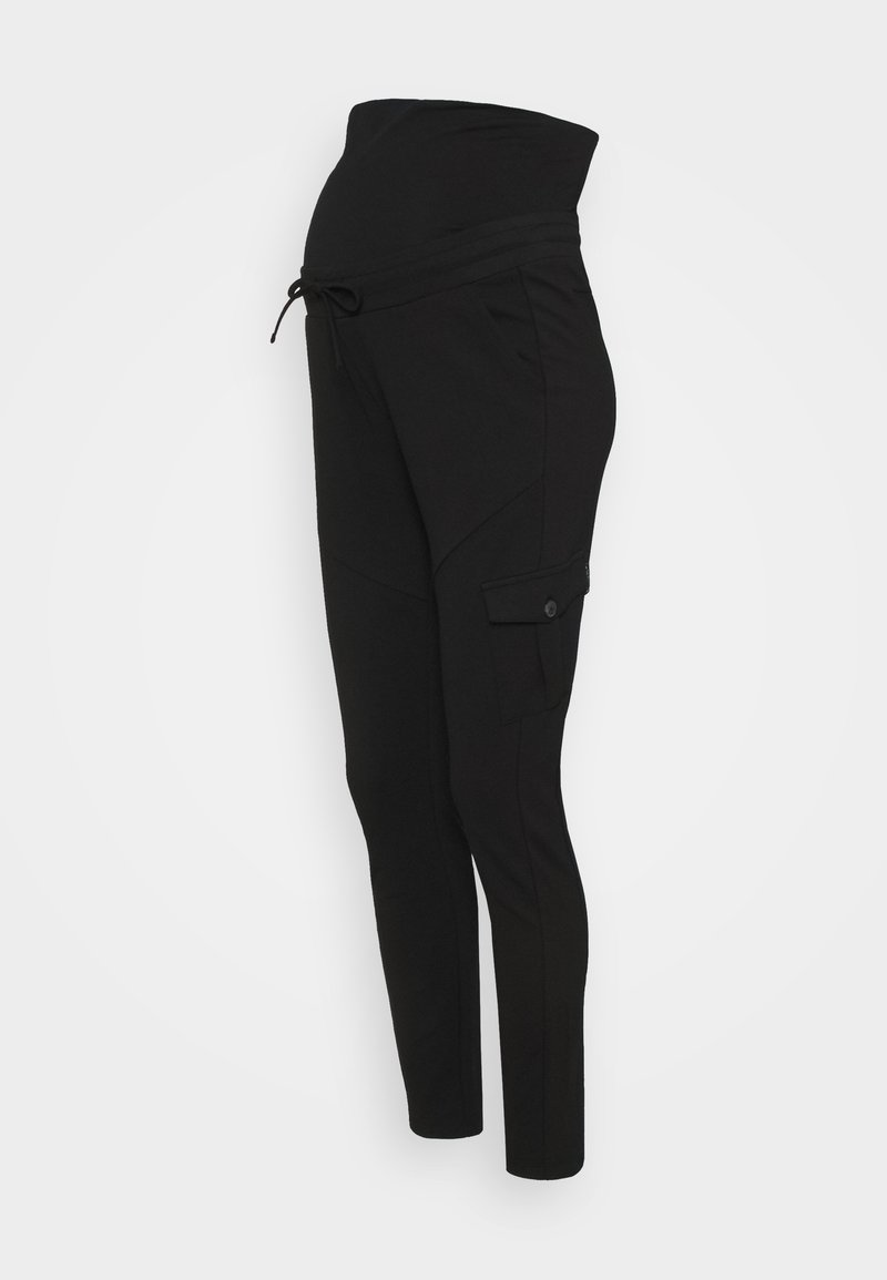 Supermom - PANTS - Pantalones - black