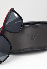 Emporio Armani - Sunglasses - black - 3