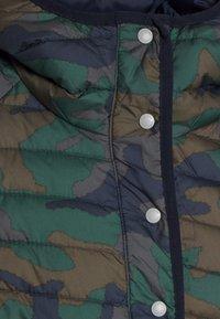 Columbia - POWDER LITEINSULATED ANORAK - Outdoor jacket - dark nocturnal - 2