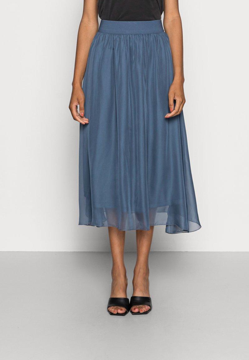 Saint Tropez - CORAL SKIRT - A-line skirt - china blue