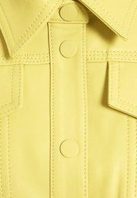 Proenza Schouler White Label - DRESS - Paitamekko - citron - 8