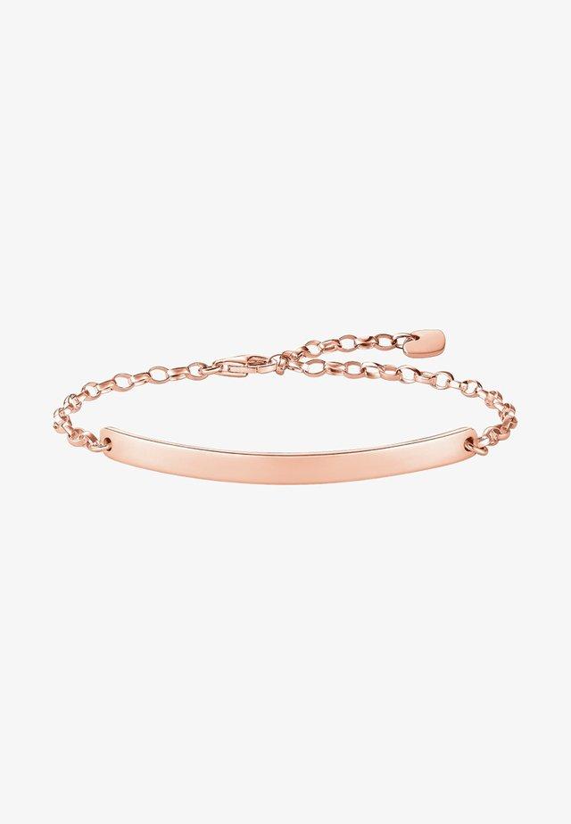 CLASSIC  - Bracelet - rosegold-coloured