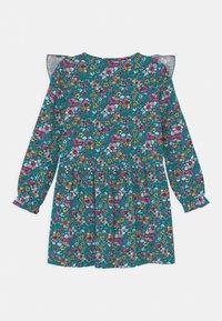 Lemon Beret - SMALL GIRLS DRESS - Jersey dress - fanfare - 1