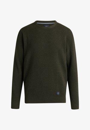 Sweater - ivy green