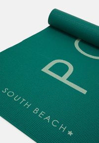 South Beach - MAT WITH POWER SLOGAN - Fitness/yoga - green/mint - 2