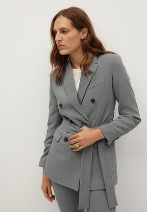 LONDON - Manteau court - grey