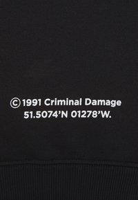 Criminal Damage - GOLD DRAGON - Hoodie - black - 2