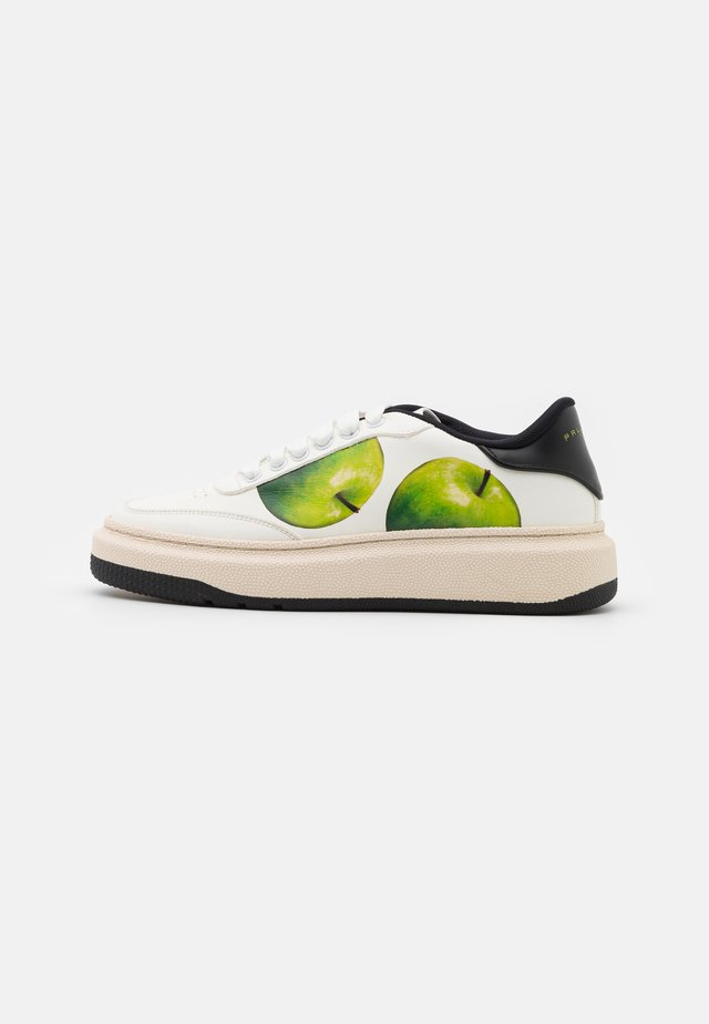 HACKNEY - Sneakers laag - white