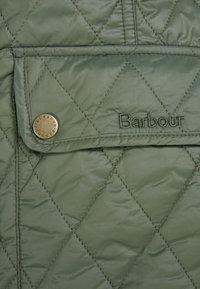 Barbour - OTTABURN GILET - Waistcoat - olive - 5