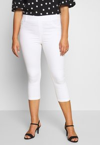 CAPSULE by Simply Be - AMBER  - Jeggings - white - 0
