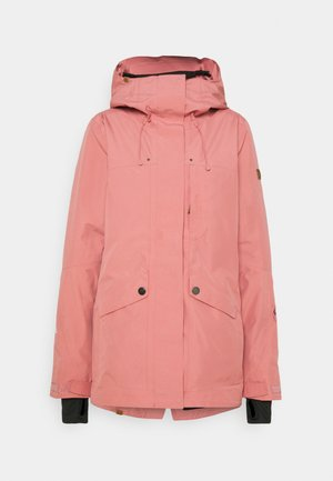 GLADE - Veste de snowboard - dusty rose